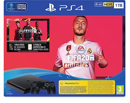 Bundle PlayStation 4 + FIFA 20