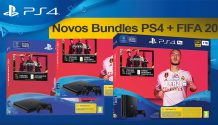 Bundles Playstation 4 + FIFA 20