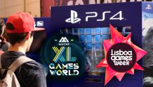 PlayStation no MOCHE XL Games World e Lisboa Games Week 2019