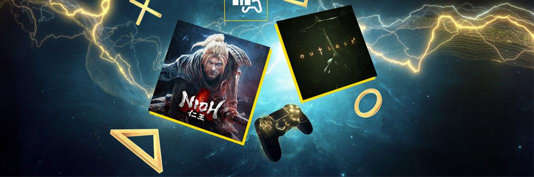 PlayStation Plus - Novembro
