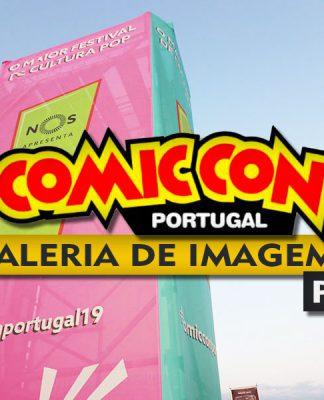 Comic Con Portugal 2019