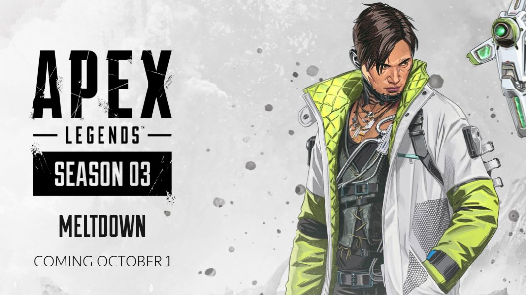 Apex Legends Season 3 – Meltdown