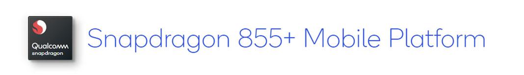 Snapdragon 855+ Mobile Platform