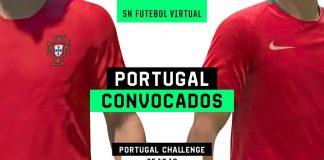 Convocados SN Futebol Virtual