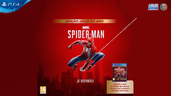 Marvel's Spider-ManEdição Jogo do Ano