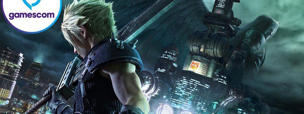 Square Enix Gamescom