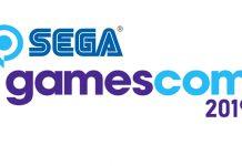 Sega Gamescom 2019