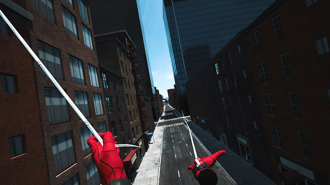 Spider-Man: Far From Home VR