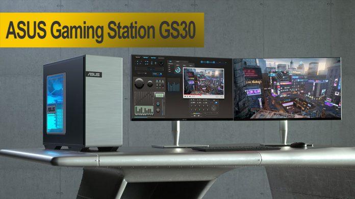 ASUS Gaming Station GS30