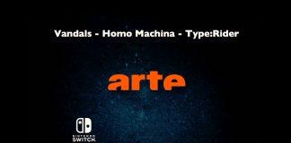 Homo Machina, Type:Rider e Vandals
