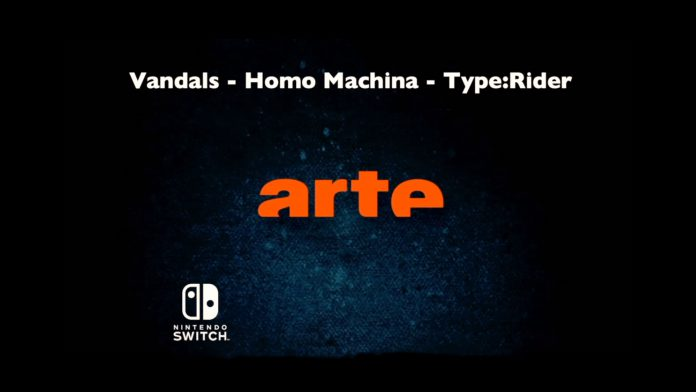 Homo Machina, Type:Rider e Vandals