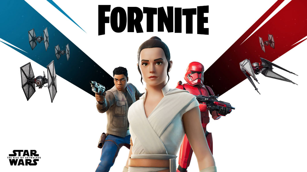 Fortnite - Evento Star Wars