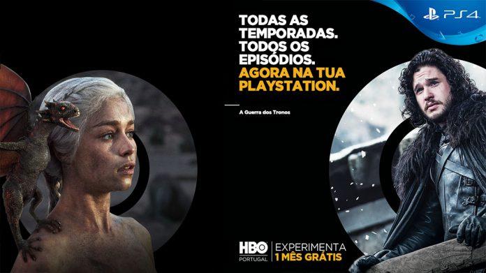 HBO na PlayStation 4