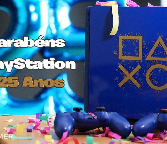 Aniversário 25 anos PlayStation