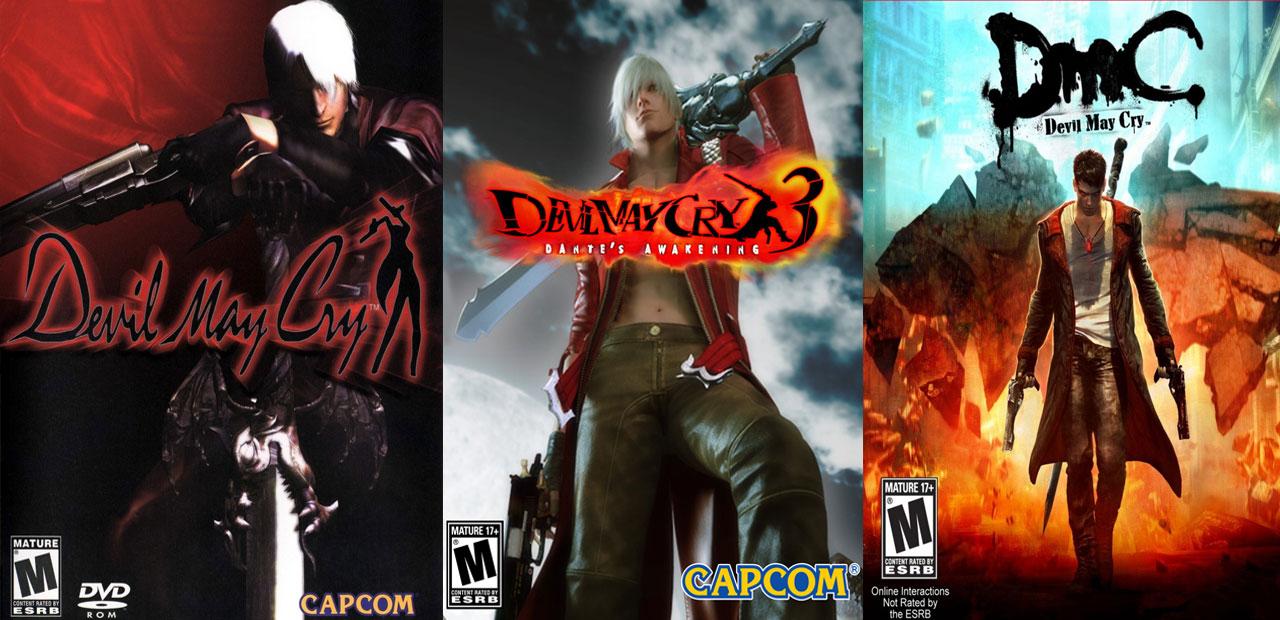 Saga Devil May Cry