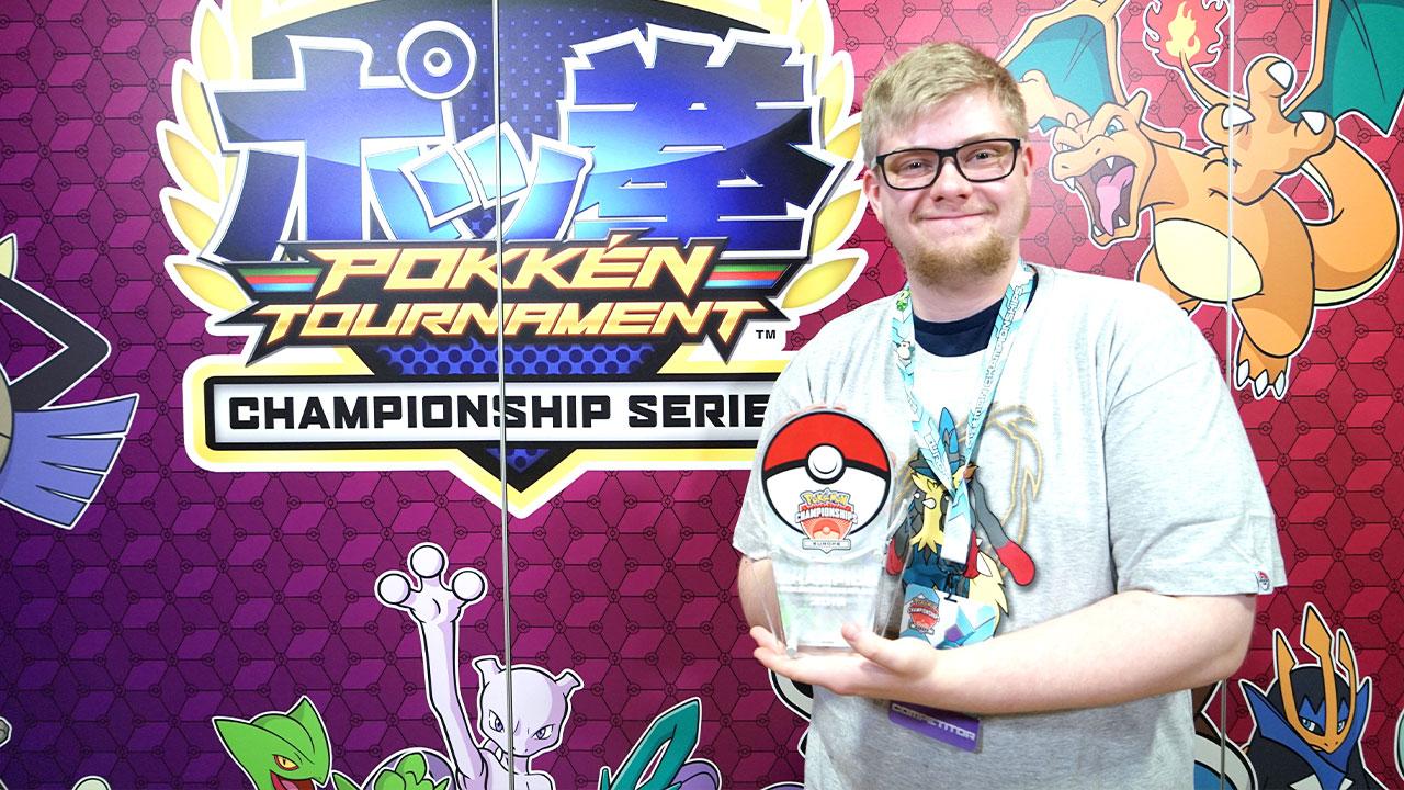 Pokémon Europe International Championships - Niklas Franz Laerbusch