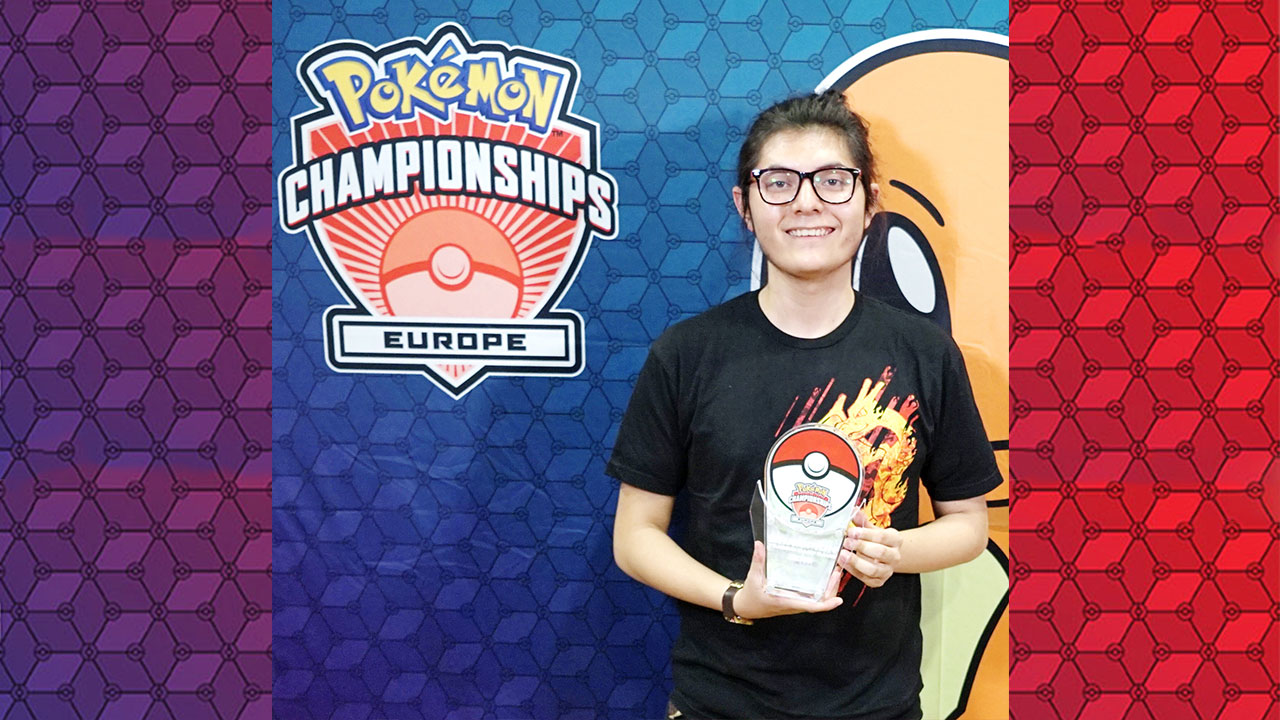 Pokémon Europe International Championships - Gustavo Wada