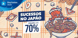 Sucessos no Japão