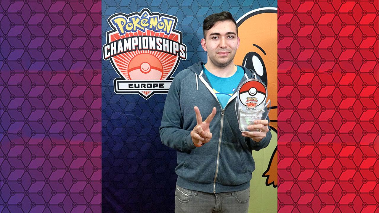Pokémon Europe International Championships - Flavio Del Pidio