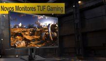 Monitores TUF Gaming