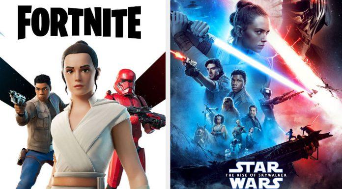 Fortnite - Star Wars