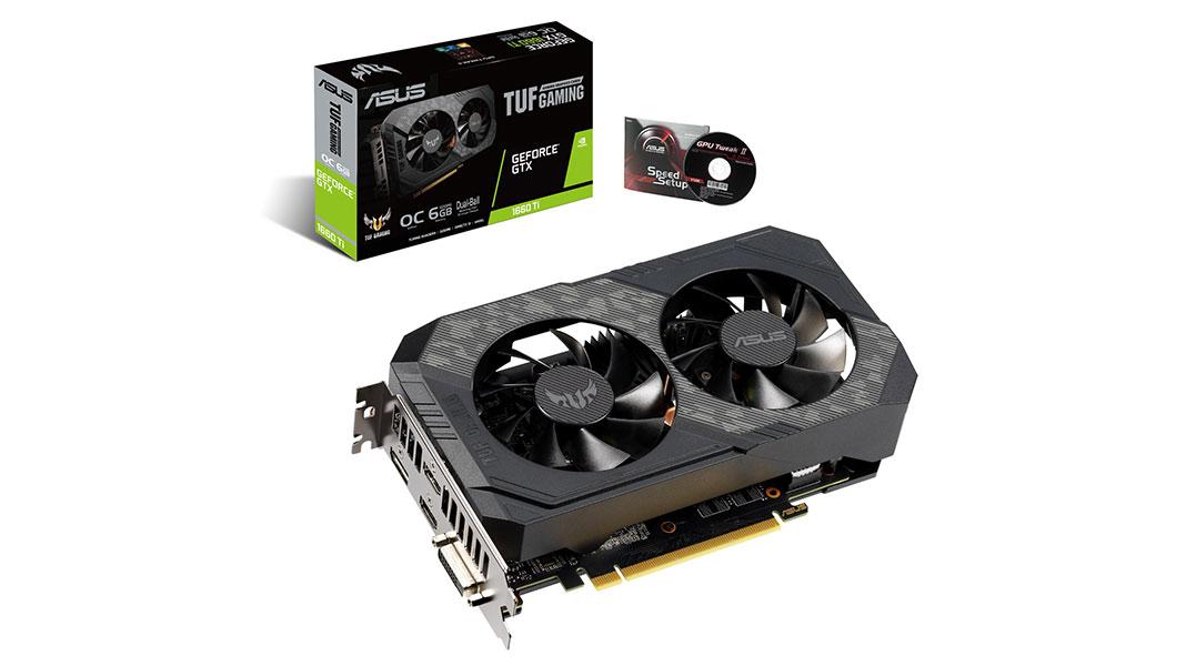 TUF Gaming GeForce GTX 1660 Ti