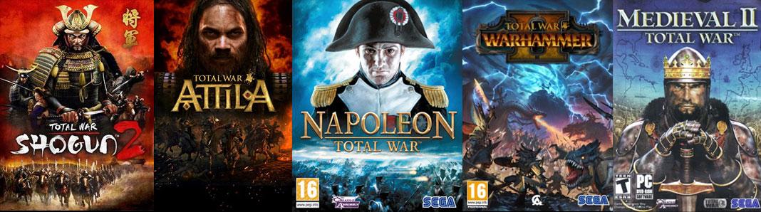 Saga Total War