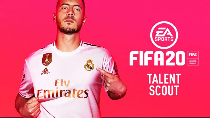 FIFA 20 - Talent Scout
