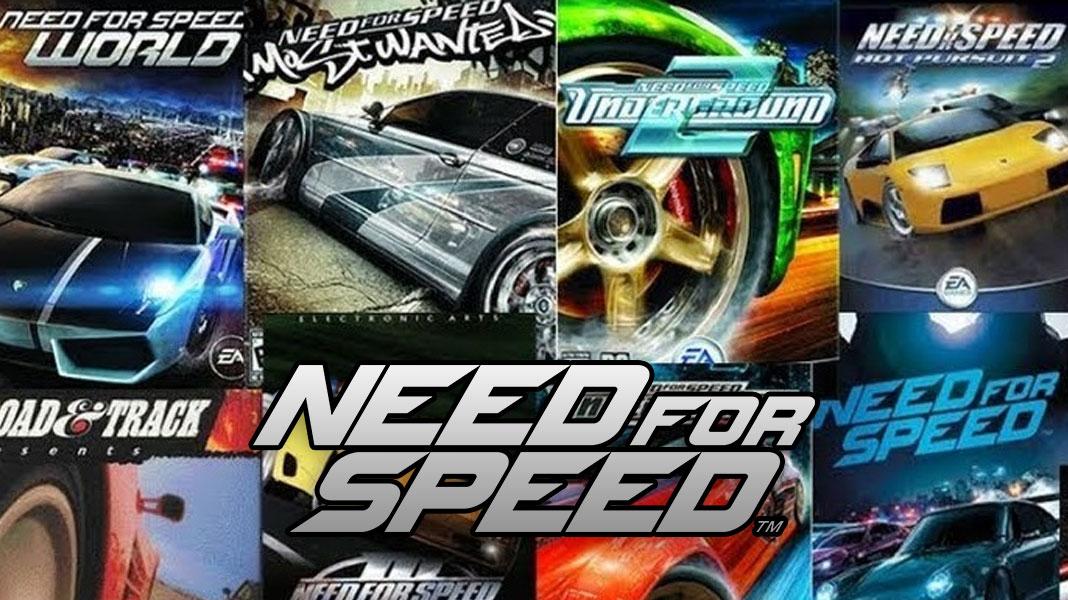 Saga Need For Speed