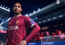 FIFA 20 - Virgil van Dijk