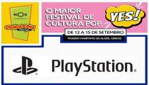 PlayStation na Comic Con Portugal 2019