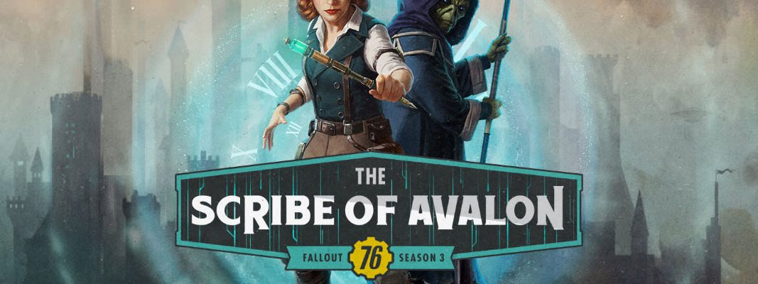 Fallout 76: Scribe of Avalon