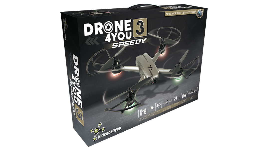 Science4You - Drone4You Speedy