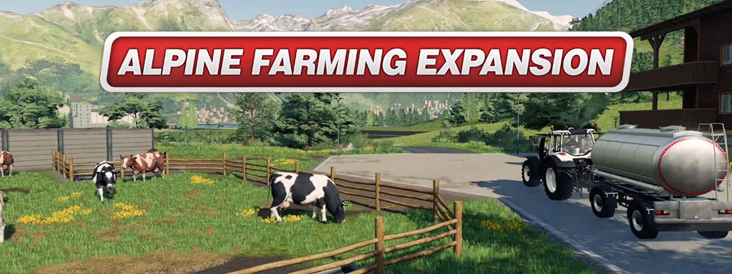 Farming Simulator 19: Alpine Farming Expansion