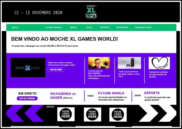 MOCHE XL Games World - Edição Digital