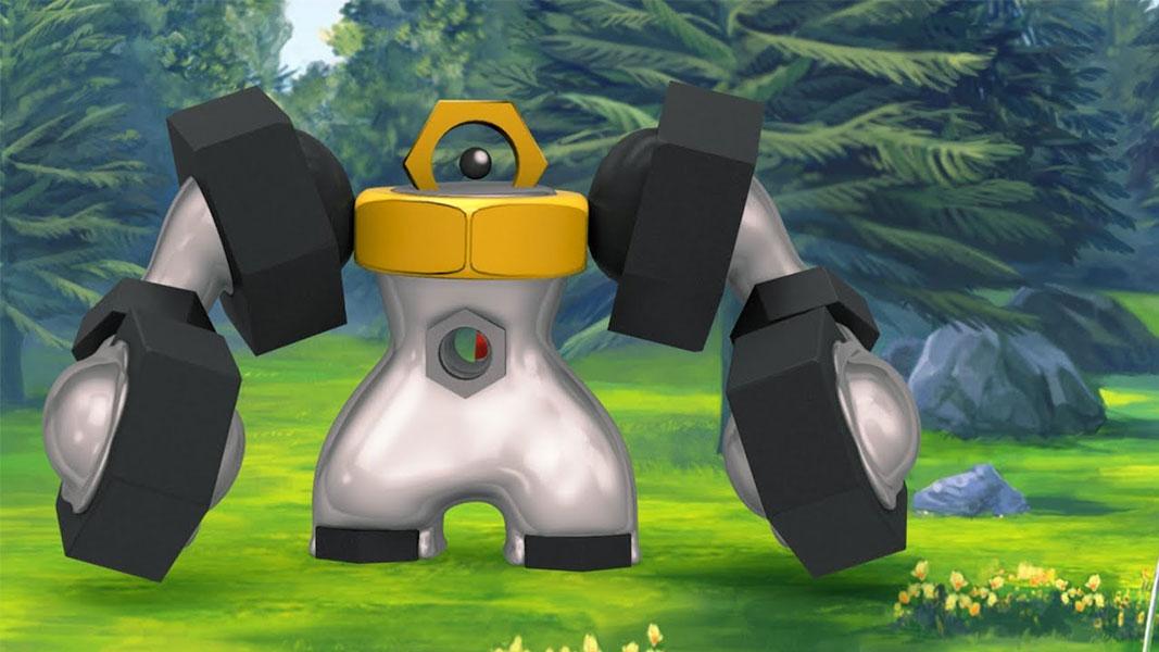Pokémon: Melmetal
