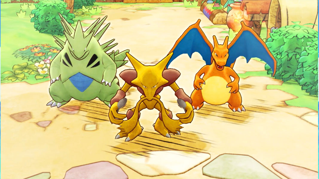 Pokémon Mystery Dungeron: Rescue Team DX