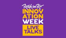 Rock in Rio Innovation Week Live Talks
