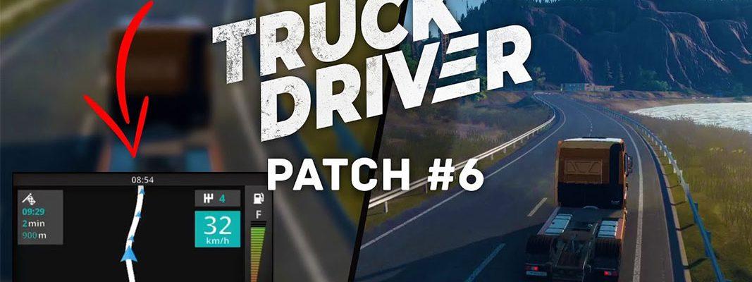 Truck Driver recebe 6º patch com melhorias e mais conteúdo