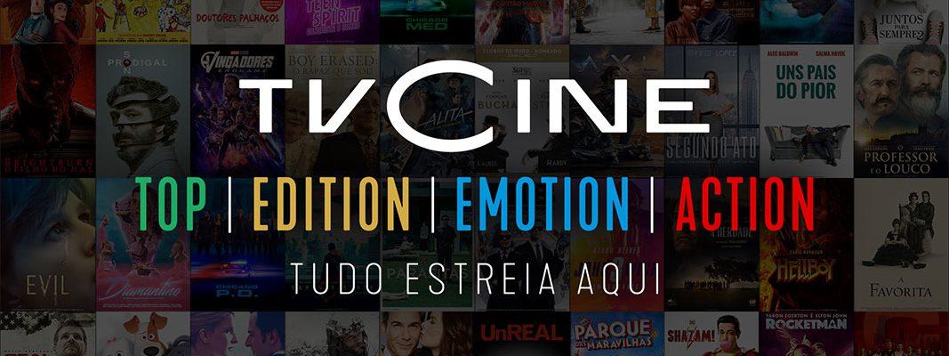 TVCine - Tudo Estreia Aqui