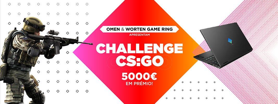Worten Game Ring Omen Challenge