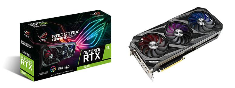 ROG Strix GeForce RTX 30