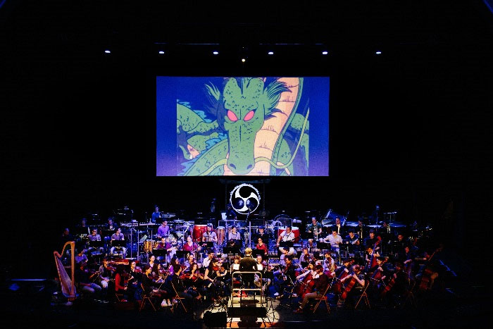 Dragon Ball Symphonic Adventure no Altice Arena
