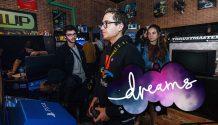 Evento de Lançamento de Dreams