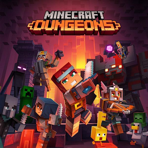 Minecraft Dungeons - Standard Edition