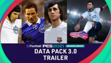 eFootball PES 2021 Season Update - Data Pack 3.0
