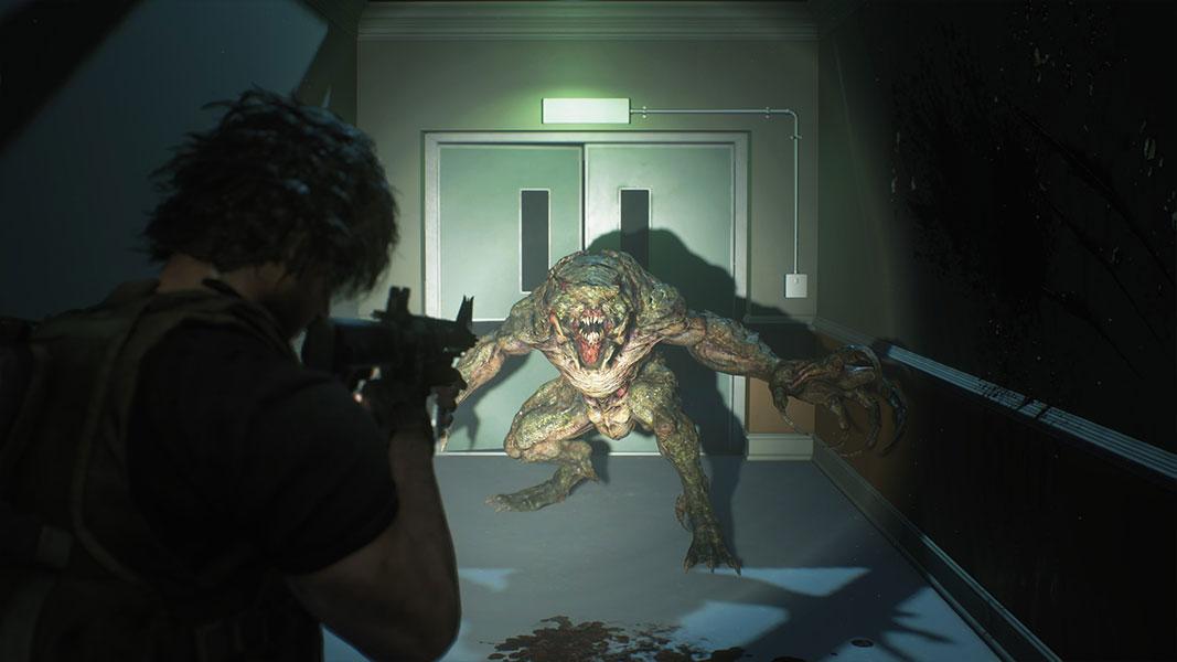 Resident Evil 3 - Caçador