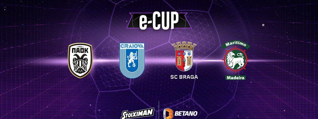 Betano e-Cup