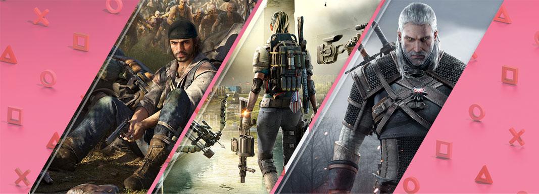 Saldos de Janeiro da PlayStation