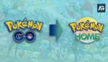 Pokémon: Transfere Pokémon do GO para o HOME e recebe um Melmetal